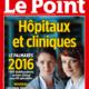 dossier-special-palmares-2016-des-hopitaux-et-cliniques LePoint