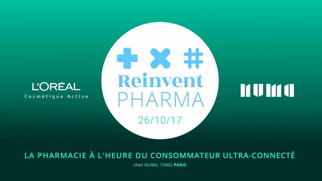 Réinvent pharma @Numa_Paris
