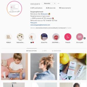 EasyParaPharmacie sur Instagram